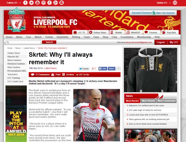 140319_Skrtel  Why I ll always remember it   Liverpool FC