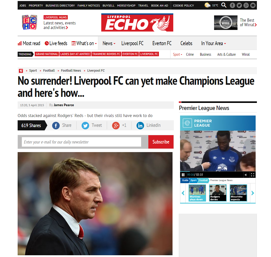 No-surrender-Liverpool-FC-can-yet-make-Champions-League-and-here-s-how...